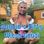 Daynia heiss und geil
